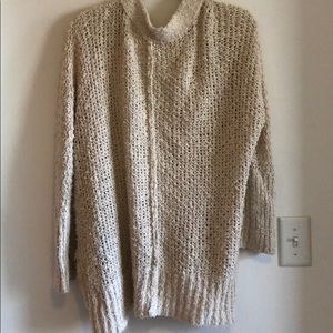 Free People Sweaters - small free people cream cardigan